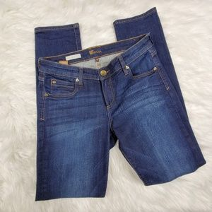 Kut From The Kloth Diana Skinny Jean's Size 6